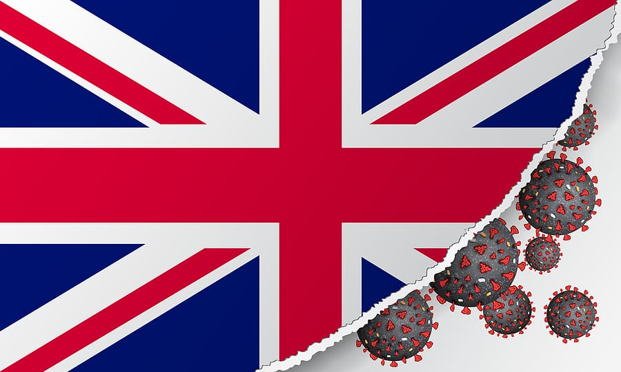 UK COVID-19 News: numbers drop slightly indicating new pattern