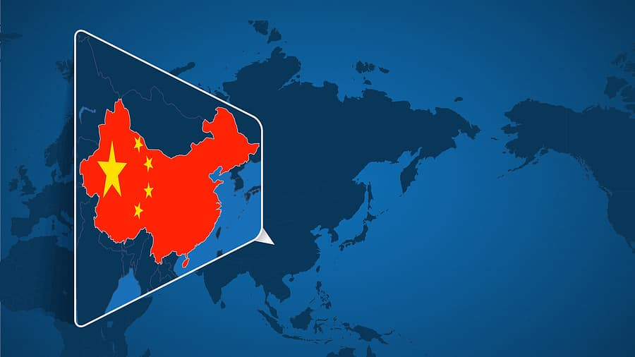 Chinese Coast Guard activity in East China Sea - Alarming