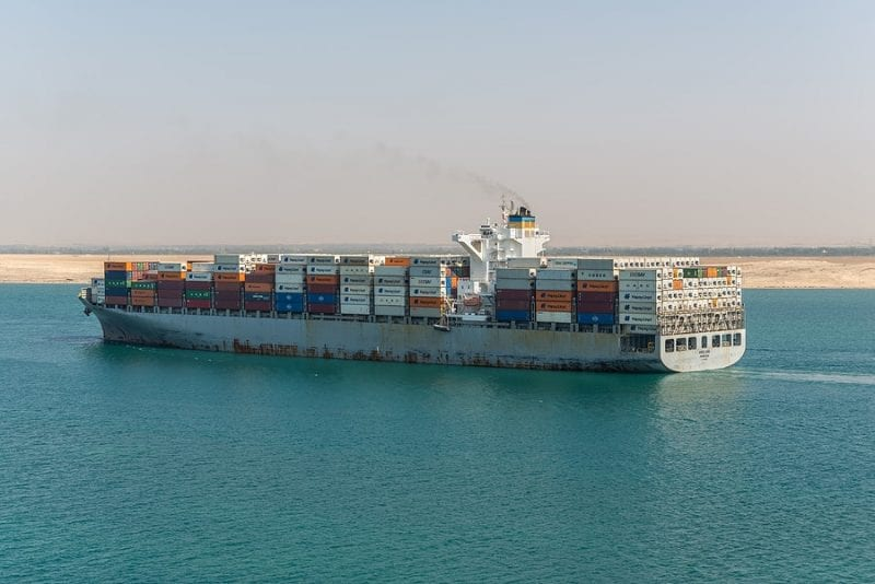 Suez Canal: Massive cargo ship continues to block canal