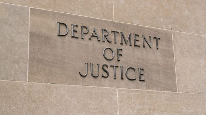 Justice Department Awards Over $1M to State of Maine